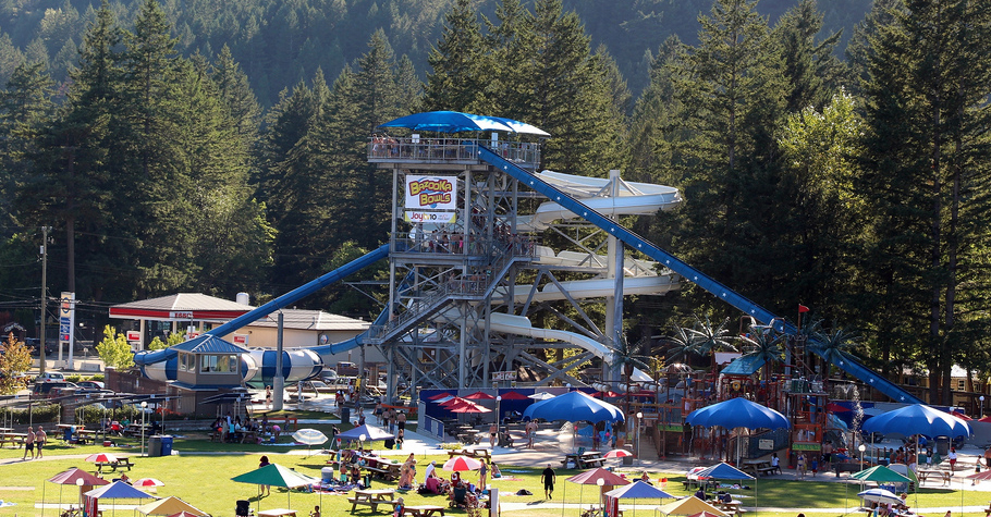 Cultus Lake Park - BC's biggest and best Waterpark.